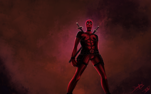 Deadpool by chetom