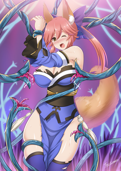 [CM] Tamamo no Mae by The-Sinnerz