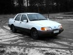 Ford Sierra no. 2 by Sashatiainen