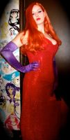 Jessica Rabbit Cosplay3 by ILoveTrunks