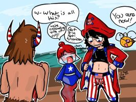 Cheery July Fourth by JayPhilips