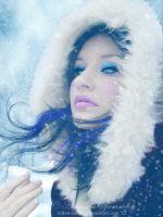 Queen of Winter, Throned by rotten-carcass