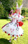 Elphelt Valentine- Full Shot by CauldronOfMischief