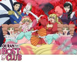 .:The Ouran Host Club:. by SkItTlEsRaInBoWChild