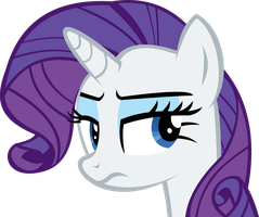 Rarity Vector - 20 by CyanLightning