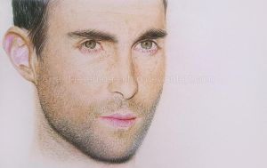 Adam Levine by im-sorry-thx-all-bye