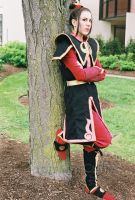 Princess Azula, ACen 2011 by thatbloodypirate