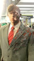 Two Face Cosplay by bomb109