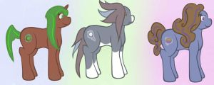 MLP Adopts [closed] by Chocodopts