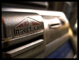 Insert Card. by paolo91