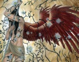 Archangel Series-Uriel by AngelaSasser
