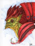 I, Krogan by The-Rogue-Scarecrow