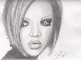 Tyra Banks by AnnieLouise55