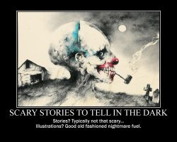 Scary Stories by NearRyuzaki90