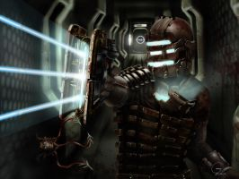 Dead Space by ArtWarrior25