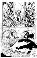 Miss Marvel 30 Pg 19 Inks by Mariah-Benes
