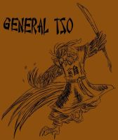 General Tso, Chicken Lord by IrishWastrel