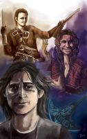 Robert Carlyle by Morayah