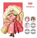 Fakemon: Adoption centre Lady - Audry by MTC-Studio