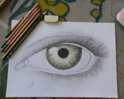 eye practice by shaharpr