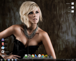 New Desktop 26.08.2011 by h0userche