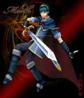 Light of Falchion by inuyoukainoyume