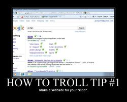 How To Troll Tip -1 by Dragunov-EX