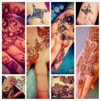 Mehndi Mix by Livirific