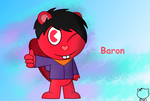 Baron the Beaver by XtianztheWolf