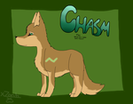 Chasm Reference Sheet by xZonti