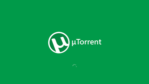 uTorrent Metro App Splash Screen Concept by wango911