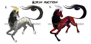 Kirin: Point Auction: Closed by Red-Sinistra
