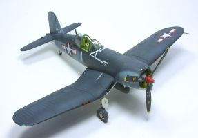 1/72 F4U-1 Corsair VI by Zero-Cannard