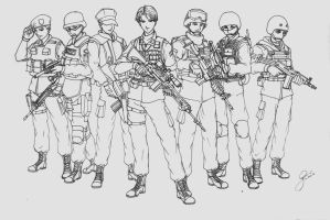 Special Force by KamioRyotaro