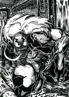 Venom ATC Inks by DKuang