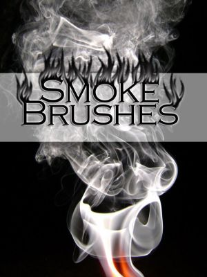 20 free photoshop smoke brushes sets