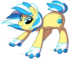 Ring Runner 2 - Pony OC by pepooni