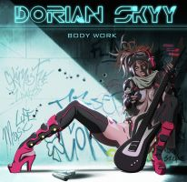 Dorian Skyy-Body Work single cover by ChaseConley