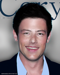 R.I.P + Cory Monteith (Digital Painting) by marinamaral