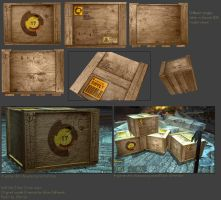 HL2 Crate Skin by Deathbymodding