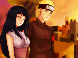 NaruHina - Found you by da-stalka