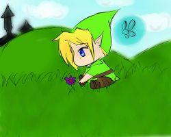 .:Baby Link:. by DeannaDerpDonut