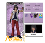 [AA] Pokemon Trainer Zeth -Actualizado 2- by saikias956