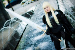 Claymore Cosplay: Alicia the black by VariaK
