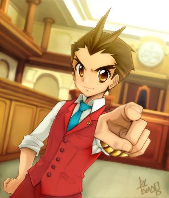 Apollo Justice by LazyTurtle
