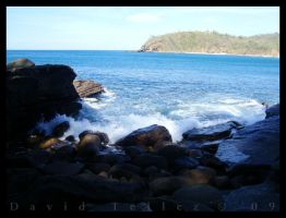 Water and Rocks... by DavidTellez