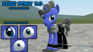 Agge Pony 3.0 [DL] by Stormbadger