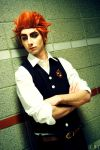 Ginti - Death Parade by GiH-Crafting