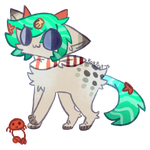 BEACH CAT AUCTION OPEN by link-ganon-adopts