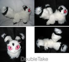 Kilala Plushie by WhittyKitty